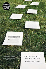 Gros-A Philosophy Of Walking BOOK NEW