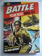 BATTLE PICTURE WEEKLY ~Annual~1979