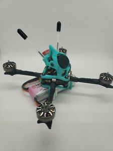 "Custom 3"" Ultralight FPV Quadcopter Flywoo foxeer sub 250 racing drone"