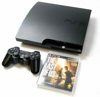 Sony PlayStation 3 slim ps3, controller, game ,good condition- Free P&P