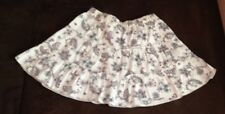 Fabulous girls floral skirt 100% cotton VGC age 3-4 yrs