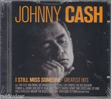Johnny Cash / I Still Miss Someone - Greatest Hits - Best of  (2 CDS, NEU! OVP)
