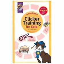 Clicker Training for Cats Karen Pryor Clicker Books