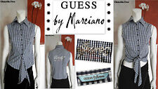 """BEAU CHEMISIER """"GUESS BY MARCIANO"""" AVEC BRODERIES ET SEQUINS - TAILLE 36/38"""