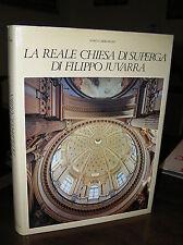 D895_LA REALE CHIESA DI SUPERGA DI FILIPPO JUVARRA, Nino Carboneri 1979
