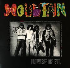 Mountain - – Flowers of Evil (LP) (VG +/VG -)