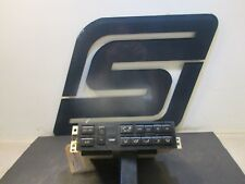 1990 Toyota Supra Base 7M-GE OEM Factory Climate Control Heat Unit (FLAWED)
