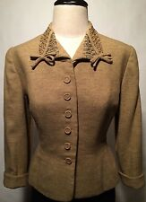 1950's True Vintage-Collectible Designer Paul Parnes! Top quality-Timeless chic!