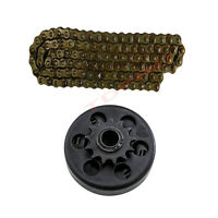 428 13 Tooth Centrifugal Clutch 20mm & 428 Chain For GX160cc GX200cc Engine 212c