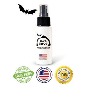 Bat House Attractant Spray 100% Pure (Bat Attractant, Bat Lure) by Bat Cave