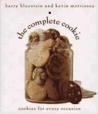 THE COMPLETE COOKIE COOKBOOK by Barry Bluestein ~ Cookies for Every Occasion