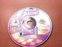 Sony PlayStation 1 PS1 PSOne Disc Only Tested Nicktoons Racing Ships Fast