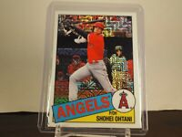 2020 Topps Update 1985 Silver Pack #CPC-7 Shohei Ohtani Los Angeles Angels