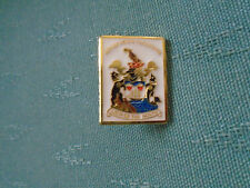CITY OF NORTH VANCOUVER - LION OF THE NORTH - ENAMEL CANADA PIN BADGE