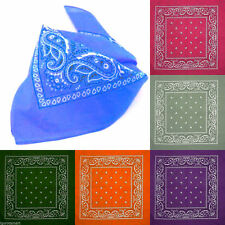 Polyester Paisley Scarves for Men