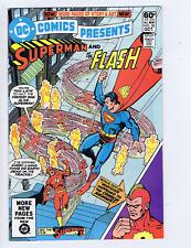 DC Comics Presents #38 DC Pub 1981 Stop the World, I Want to go Home  !