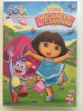 DVD °°DORA L'EXPLORATRICE - VACANCES AU CAMPING°°