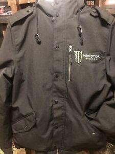 Monster  Energy Snowboard Jacket