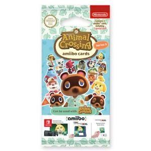 Animal Crossing Amiibo Cards (Series 5), PREORDER!!!