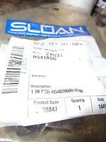 GENUINE SLOAN STOP REPAIR KIT 2XU31 H541ASD For H540/H600/H700 NEW Sealed