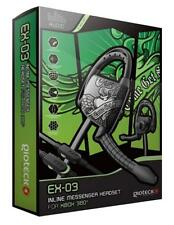Gioteck ex-03 inline messenger headset for xbox 360