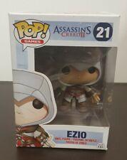 Funko Pop Assassins Creed Ezio #21 Vaulted