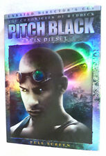 Pitch Black (Dvd, 2004, Unrated, Directors Cut, Full Frame Edition)