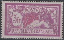 "FRANCE STAMP TIMBRE N° 240 "" MERSON 3F LILAS ET CARMIN "" NEUF xx SUP  K247"