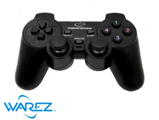 Gamepad Joy Pad Controller für PC, PS2, PS3 Playstation mit Vibration Kabel USB