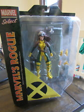 "Diamond Select Toys 7"" Marvel Select X-Men ""Rogue"" Action Figure not mint"