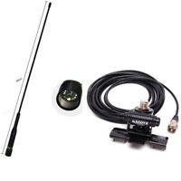 Nagoya NL-R3 VHF UHF Antenna +RB-400 Clip+5m Cable Ham Amateur Radio Transceiver