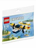 LEGO® CREATOR - 30540 GELBES FLUGZEUG - POLYBAG  NEU / OVP