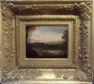 JACOB VAN RUYSDAEL 1628-1682 Old Master Dutch Panoramic Landscape Oil Painting