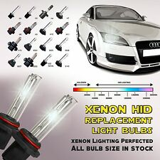 Two Promax Xenon HID Conversion Replacement Light Bulbs 9005 9006 H4 H7 H11 H10