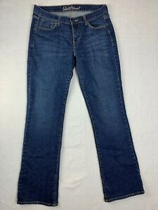Old Navy The Sweetheart Curvy Bootcut Jeans Womens 6 Blue Medium Wash Denim Pant
