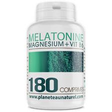 Mélatonine 1mg - 180 Comprimés