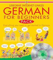 German For Beginners by Usborne Publishing Ltd (CD-Audio, 2001)