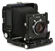 Toyo 45A 4x5 Camera with Rodenstock Sironar-N 210mm/5.6 Lens - Bag & Holders