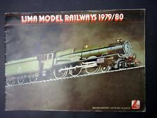 LIMA Model Railways Catalogue 1979/80 OO Scale, N gauge