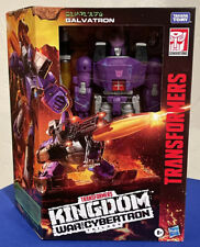 Transformers Kingdom War for Cybertron Leader Class GALVATRON Hasbro 2021