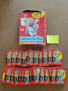 Garbage Pail Kids GPK Original Series 6 OS6 Unopened Pack (1)