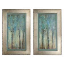 Uttermost 41410 Whispering Wind Framed Art, S/2