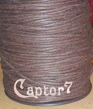 Cordino in sughero rotondo 5/mm Marrone x1/m