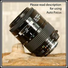 Nikon Digital Lente Zoom Af 35 105mm Fit-Ver notas para compatibilidad AF