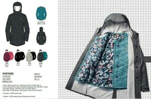 NEW Orage Marianne Womens Small 10k 3in1 Winter Ski Jacket Coat Ret$350