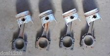 Fiat Spider Pistons & Connecting Rods