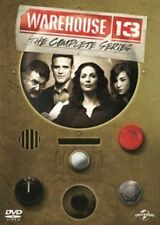 Warehouse 13 The Complete Series 5053083005702 DVD Region 2