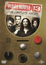 Warehouse 13 Box Set DVD & Blu-ray Movies