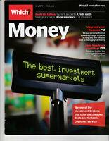 WHICH? MONEY Magazine June 2014 - The Best Investment Supermarkets