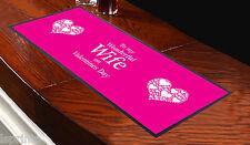 Rosa Para Mi Esposa Maravilloso Día San Valentín Bar Amor Ls Impresiones Regalo